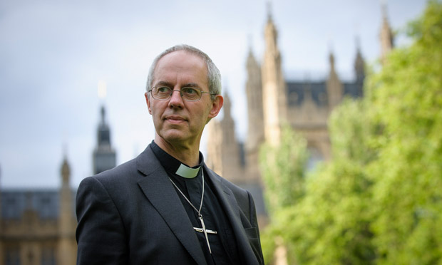 Justin Welby Justin Welby an archbishop who could do the business UK
