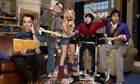The Big Bang Theory. Photograph: Allstar/CBS