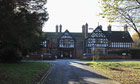 The former Bryn Estyn children's home in Wrexham, Wales