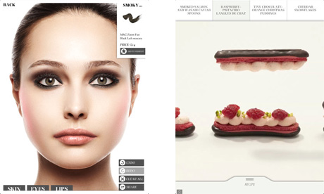 Harrods Magazine for iPad