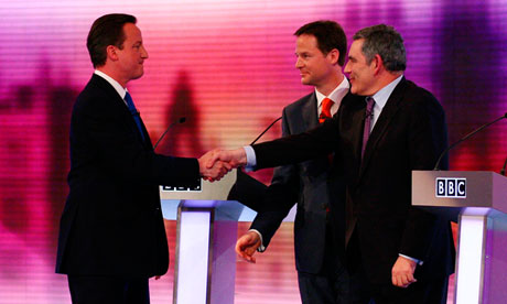 2010 election debate