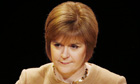 Nicola Sturgeon has called for talks about an independent Scotland's legal rights