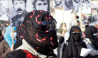 Afghan women protest 30 years of war