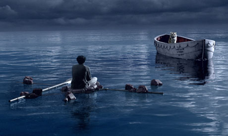 Life of pi is a visual triumph but it won 39 t stand repeat for Life of pi characterization