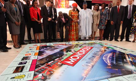 Officials in Lagos unveil new version of Monopoly