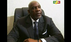 Mali's prime minister, Cheikh Modibo Diarra, resigns during a broadcast on state television