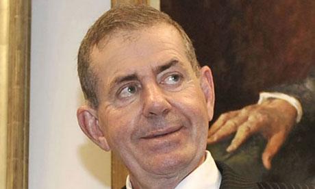 Peter Slipper, the former Speaker of the Australian parliament