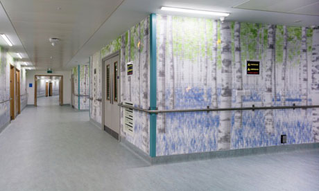 Nature Trail at Great Ormond Street Hospital