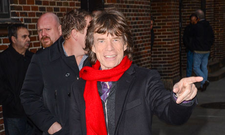 Mick Jagger's letters sent to secret lover sell for £187,250