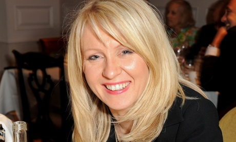 Esther McVey, the welfare minister.