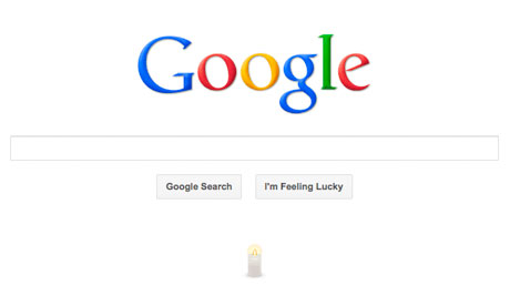 google newtown candle