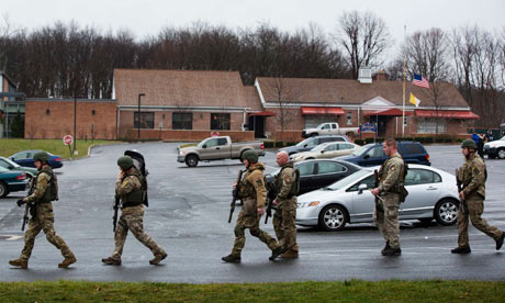 Newtown Swat team