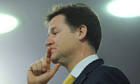 Nick Clegg at Centre Forum