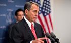 John Boehner fiscal cliff