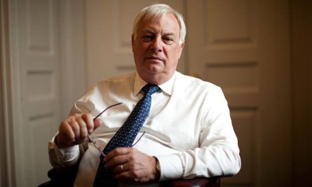 Lord Patten: will release findings of reports into Newsnight investigations at midday