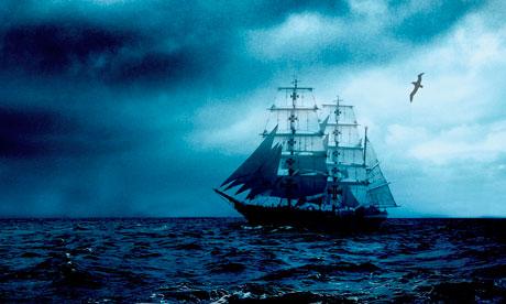 The ancient mariner analysis