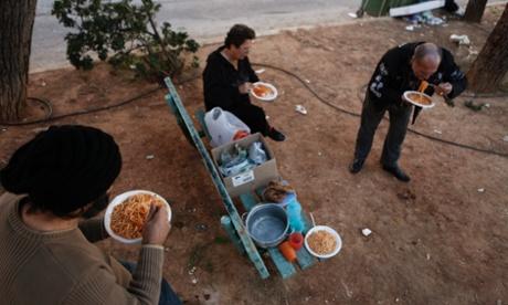 Eurozone crisis live: Greek workers hold anti-austerity strike