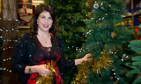 Kirstie Allsopp: free of cynicism and soppiness.