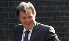 Oliver Letwin, Cabinet Office minister