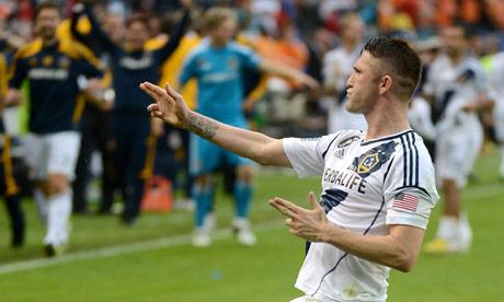 MLSCup: Robbie Keane