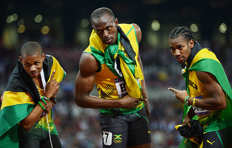 Pics of the Year 2012: Jamaica's speed kings by Olivier Morin