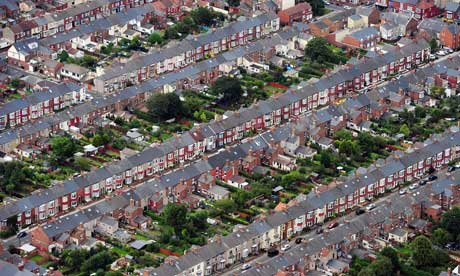 Private landlords targeted by green deal