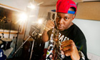 Dizzee Rascal, rap artist 2012 portraits of the year