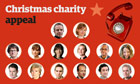 Christmas charity appeal 2012