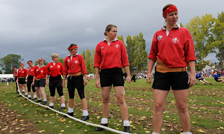 European Outdoor Tug of War Championships