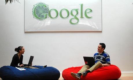 Google's officers in Dublin