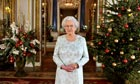 Queen gives Christmas message