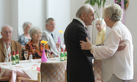 Pensionistas alemanes