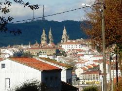 Seville santiago camino Galicia