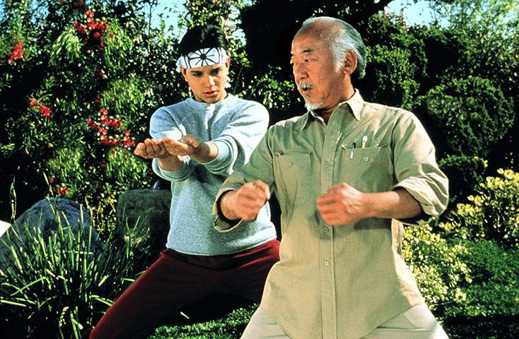 Ten best: Karate kid