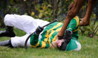 Tom's best horse racing pic