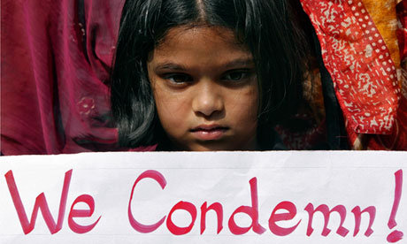 We Indians condemn the rape of Swiss Woman, Indian politicians don't.