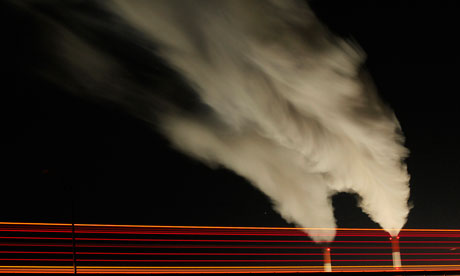 CO2 emissions rises mean dangerous climate change now almost certain