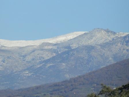 Extremadura camino de Santiago