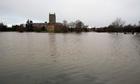 Flooding in Tewkesbury