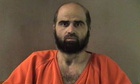 Major Nidal Hasan, who may face the death penalty if convicted of the Fort Hood massacre