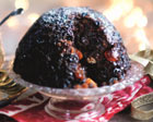 Marks & Spencer The Collection Christmas pudding