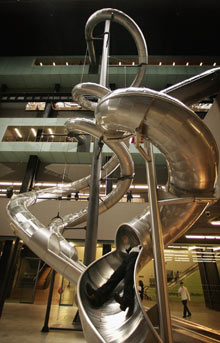 Carsten Holler slide