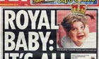 Star story about the royal pregnancy