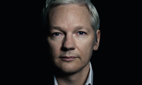 Julian Assange: the fugitive Julian Assange has been holed up in the Ecuadorian embassy for six months.