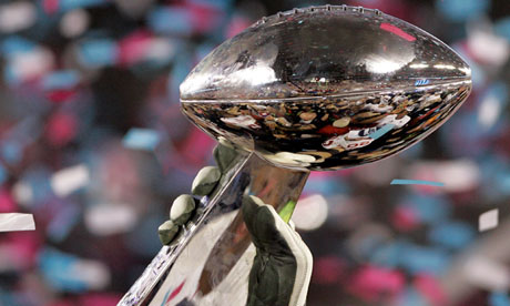 Who will get their hands on the Vince Lombardi Trophy?