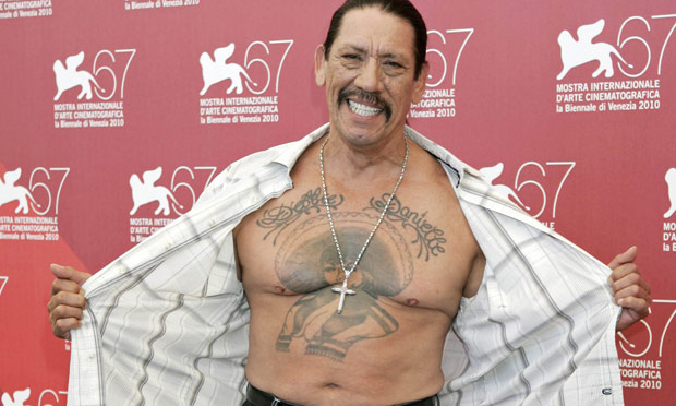 Narcotics Anonymous Tattoos Danny trejo: 'i started