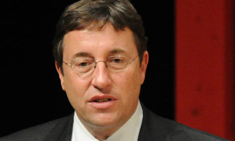 Executive director of the UN Environment Programme (UNEP) Achim Steiner