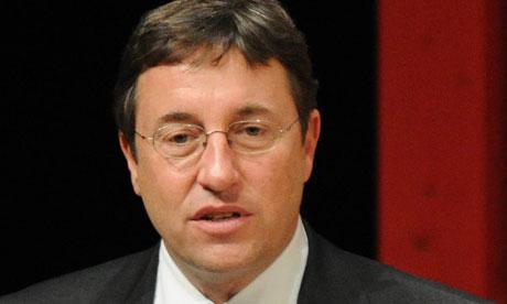 Executive director of the UN Environment Programme (UNEP) Achim Steiner