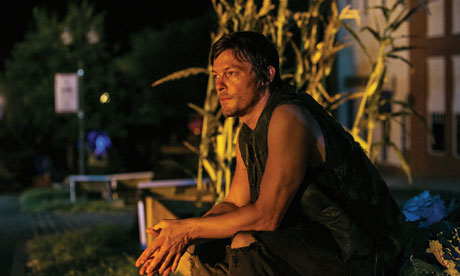 Daryl can't wait for the mid-season break to be over …