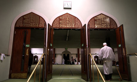 mosque against domestic violence